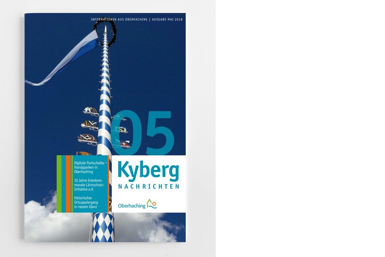 Kybergnachrichten Mai 2018