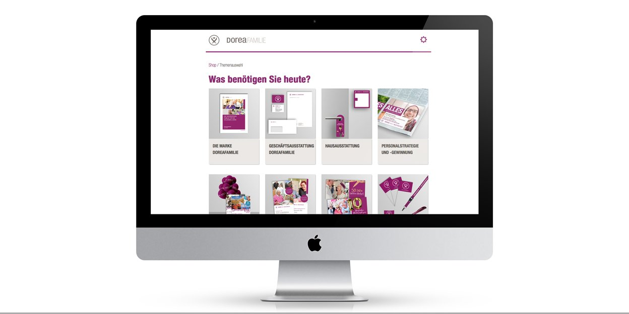 DOREA_Marketingshop_Header