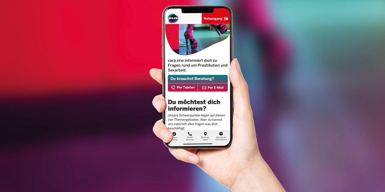 cara.nrw: Informationsportal für Sexarbeit und Prostitution in Nordrhein-Westfalen Drupal