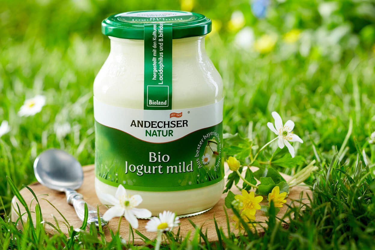 Joghurt Andechser Natur